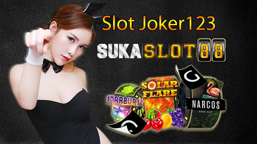 Daftar dan Dapatkan Jackpot Slot Joker123 Terbesar Di Sukaslot88